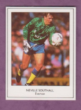 Everton Neville Southall Wales (VB)